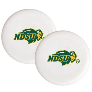 North Dakota State Bison 2-Pack Flying Disc Set