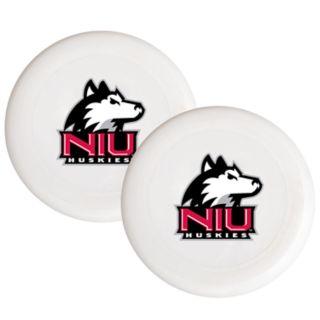 Northern Illinois Huskies 2-Pack Flying Disc Set