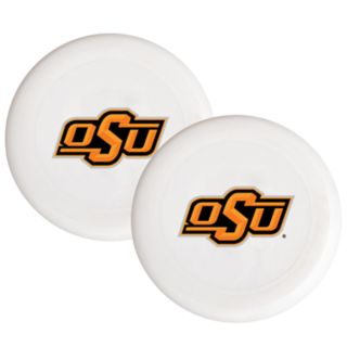 Oklahoma State Cowboys 2-Pack Flying Disc Set
