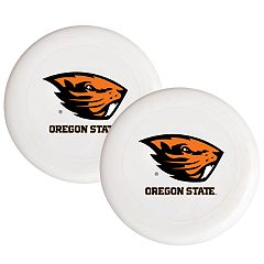 Oregon State Beavers 2-Pack Flying Disc Set