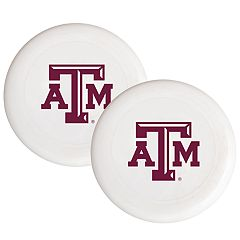 Texas A&M Aggies 2-Pack Flying Disc Set