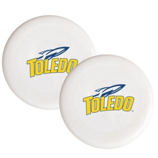 Toledo Rockets 2-Pack Flying Disc Set
