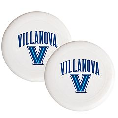 Villanova Wildcats 2-Pack Flying Disc Set