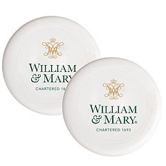 William & Mary Tribe 2-Pack Flying Disc Set