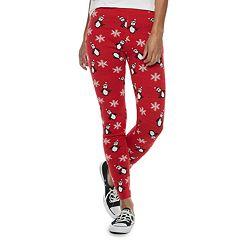 Women's Apt. 9® Holiday Sweater Leggings
