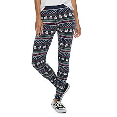 Women's Holiday Sweater Leggings