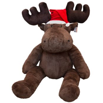 Moose Plush Toy 58 Inch By Hammer And Axe