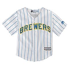 Infant Majestic Milwaukee Brewers Jersey