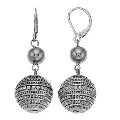 Simply Vera Vera Wang Filigree Double-Drop Earrings