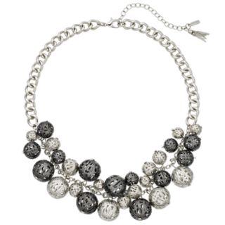 Simply Vera Vera Wang Filigree Layered Bell Necklace