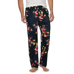 Men's The Simpsons Santa Homer Lounge Pants