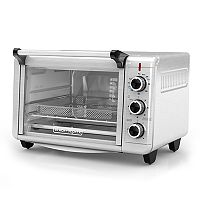 Black & Decker Crisp N Bake Convection Air Fry Countertop Oven