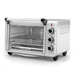 Black & Decker Crisp N' Bake Convection Air Fry Countertop Oven