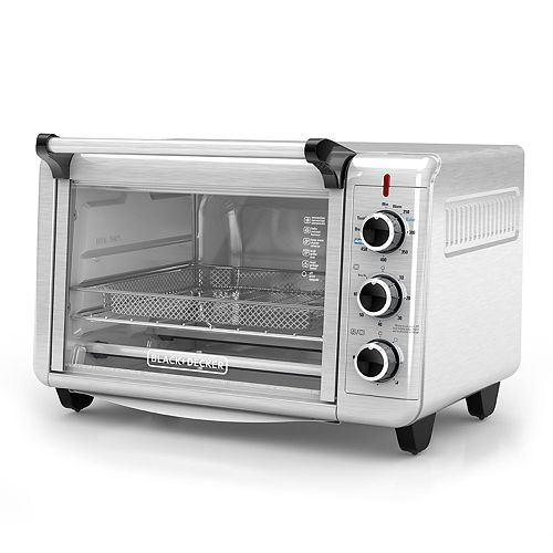 Black & Decker Crisp N' Bake Convection Air Fry Countertop Oven
