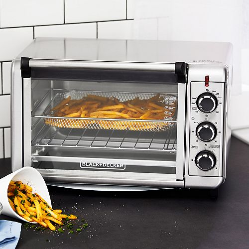 Black & Decker Toaster and Air Fryer $55 (Reg. $100)