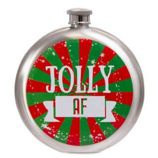 Wembley Jolly AF 10-ounce Round Flask
