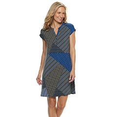 Women's Dana Buchman Print Shift Dress