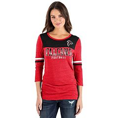 Women's New Era Atlanta Falcons Varsity Tee