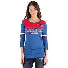 Women's New Era Buffalo Bills Varsity Tee