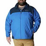 Big & Tall Columbia Glennaker Colorblock Packable Rain Jacket