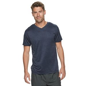 Men's Gaiam Everyday Basic V-Neck Tee
