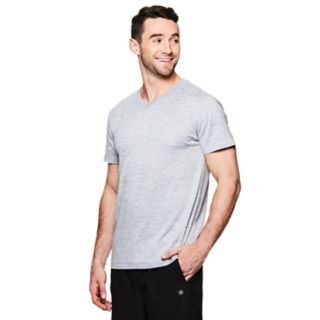 Men's Gaiam Everyday Basic V-Neck Tee