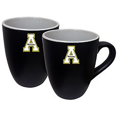 Appalachian State Mountaineers Two-Tone Coffee Mug Set