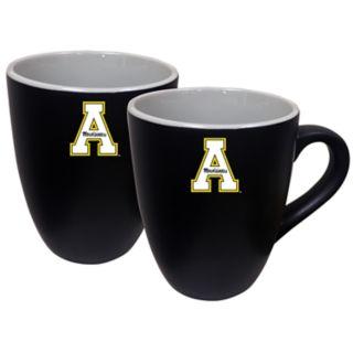 Appalachian State Mountaineers Two-Tone Coffee Mug Set