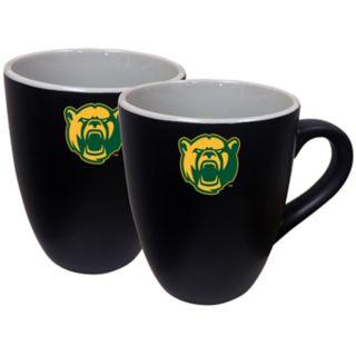 Baylor Bears Two-Tone Coffee Mug Set
