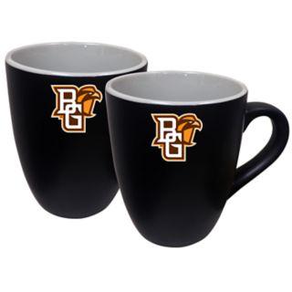 Bowling Green Falcons Two-Tone Coffee Mug Set