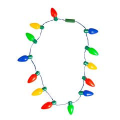 Wembley Holiday Light-Up Necklace