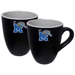 Memphis Tigers Two-Tone Coffee Mug Set