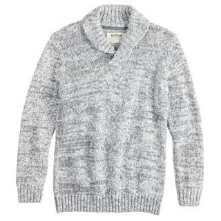 Boys 8-20 Urban Pipeline? Shawl-Collar Pull-Over Sweater
