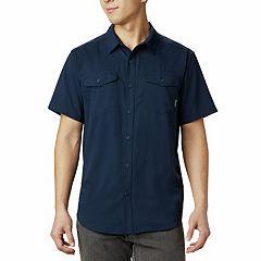31998db8fa7 Big & Tall Columbia Utilizer Omni-Wick Button-Down Shirt