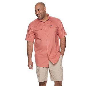 Big & Tall Columbia Utilizer Omni-Wick Button-Down Shirt