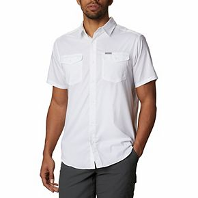 Big & Tall Columbia Utilizer Omni-Wick Button-Down Shirt