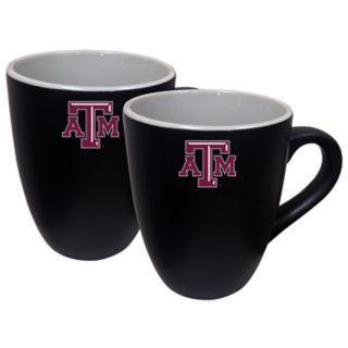 Texas A&M Aggies Two-Tone Coffee Mug Set