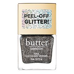 butter LONDON Glazen Peel Off Glitter Nail Lacquer