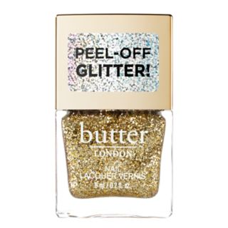 butter LONDON Glazen Peel Off Glitter Nail Lacquer