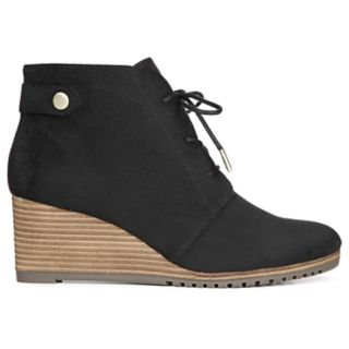 Dr. Scholl's Conquer Women's Wedge Ankle Boots