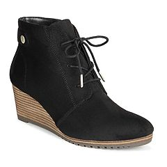 Dr.Scholl's Conquer Women's Wedge Ankle Boots