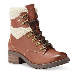 c0d9354b0 Eastland Frankie Women's Lace-Up Boots