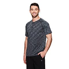 Men's Gaiam Embrace Henley Tee