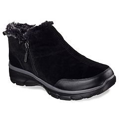 Skechers Relaxed Fit Easy Going Zip It Women's Winter Boots