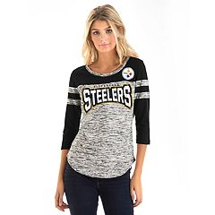 Women's New Era Pittsburgh Steelers Tee