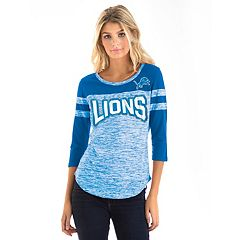 Women's New Era Detroit Lions Tee