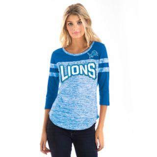 Women's New Era Detroit Lions Tee