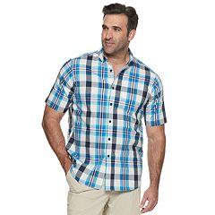 Men's Columbia Rapid Rivers Regular-Fit Stretch Button-Down Shirt