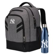 New York Yankees Razor Backpack with 18-Ounce Water Bottle by Northwest