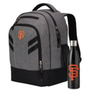 San Francisco Giants Razor Backpack with 18-Ounce Water Bottle by Northwest